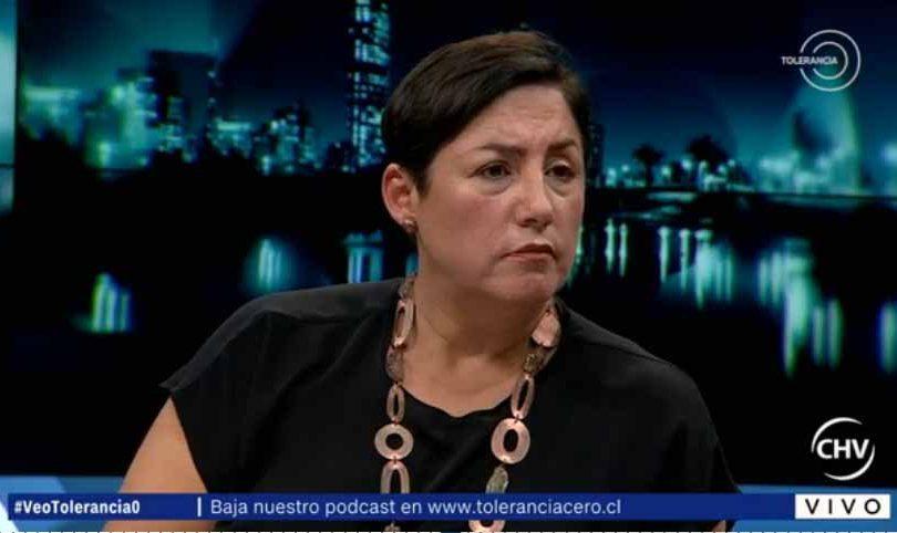 """Beatriz Sánchez por caso Luchsinger: """"No lo considero que sea un delito terrorista"""""""