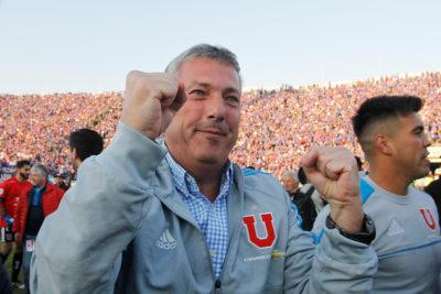 Carlos Heller y sus polémicas palabras contra Cecilia Pérez en plena celebración de la U