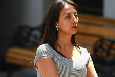 "Cecilia Pérez se lanza contra Bachelet: ""Está convencida que los chilenos somos tontos"""