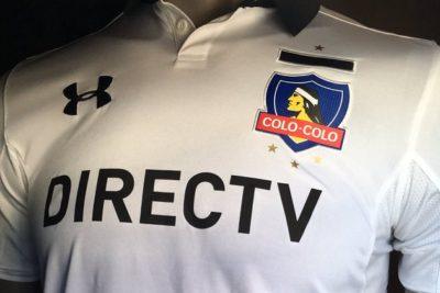 FOTO  Filtran la nueva camiseta de Colo Colo… de color rojo