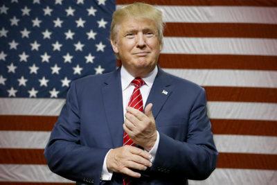 Donald Trump retira a Estados Unidos del acuerdo contra el cambio climático