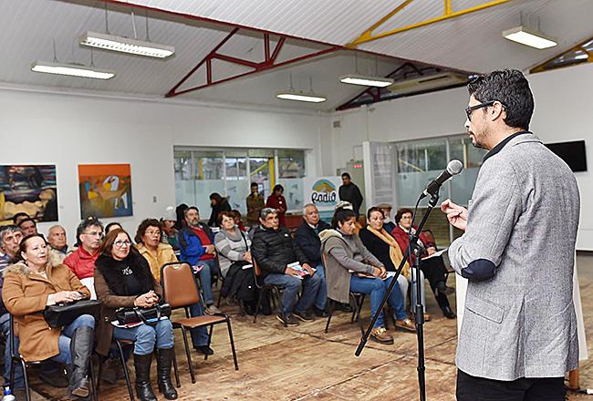 Abren postulaciones para fondos concursables para vecinos de Concón
