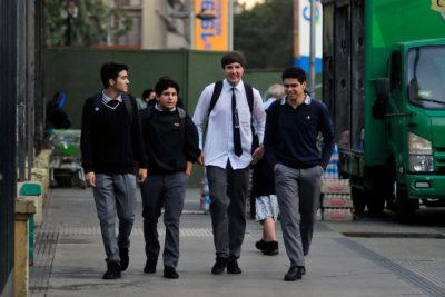 """Santiago aprueba """"hipotecar"""" propiedad para pagar sueldos en educación"""