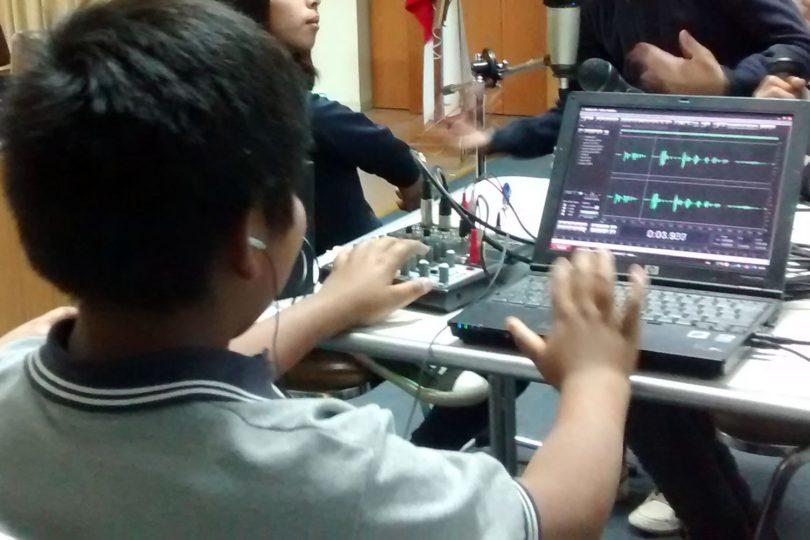 Del recreo al micrófono: Concón y Quintero impulsan radios escolares en sus liceos