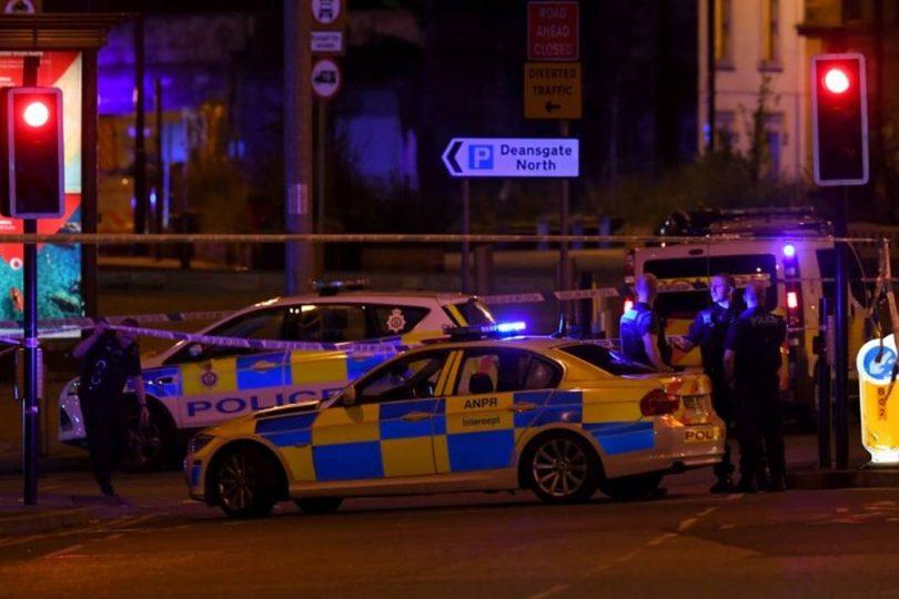 El terror en Manchester