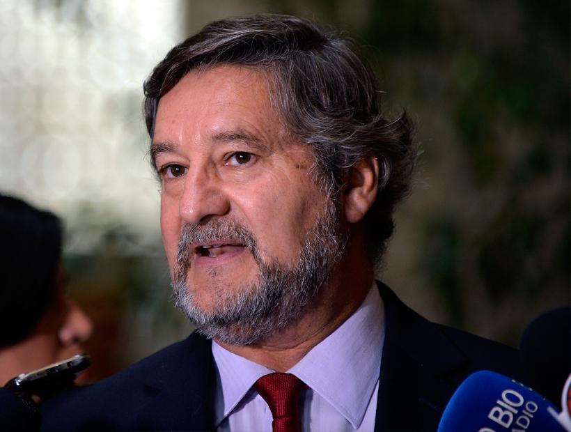 """Ramón Farías a Guillier: """"No puede ningunear a los partidos y al otro día decir que los necesita"""""""