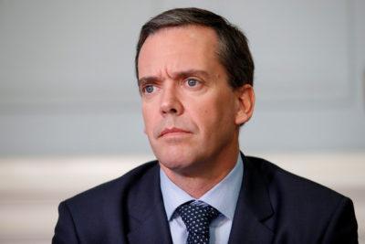 Harboe niega haber recibido sobresueldos de gastos reservados cuando fue subsecretario de Carabineros