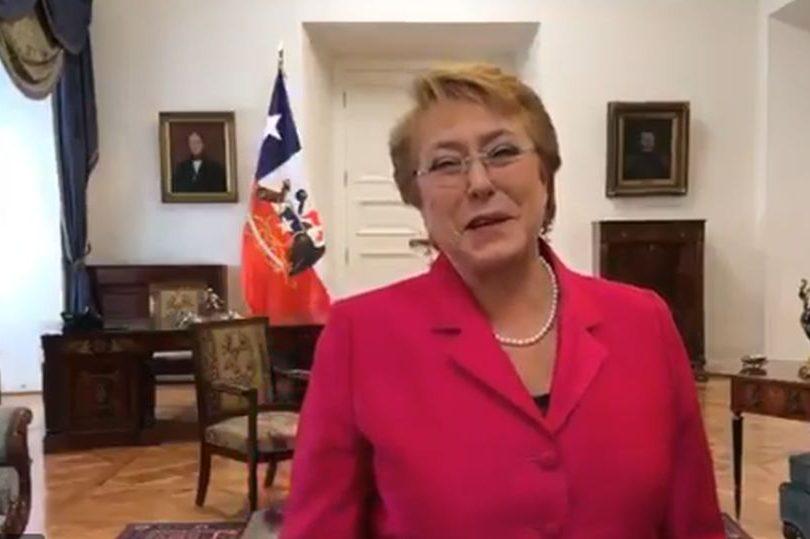 """Bachelet en el Día del Trabajador: """"Este Gobierno ha tenido avances para dignificar su labor"""""""
