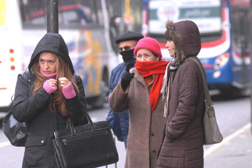 Frío polar: temperaturas de hasta 3 grados bajo cero se registrarán en la RM