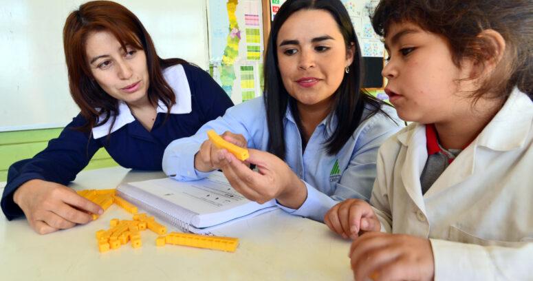 Escuelas apoyadas por Fundación CMPC obtienen altos rendimientos en el Simce