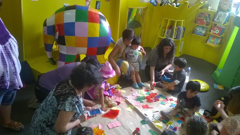 Guaguateca: la Biblioteca pensada en los más pequeños