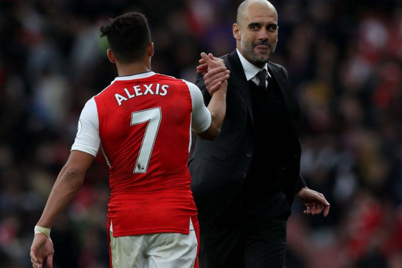 Manchester City y Guardiola salen nuevamente a la caza de Alexis Sánchez con esta millonaria propuesta