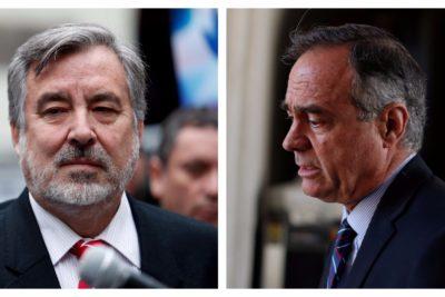 Seis tuits que le dedicó Ignacio Walker a Alejandro Guillier por su definición de terrorismo