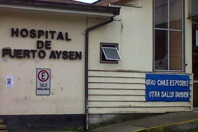 VIDEO | Hospital de Aysén negó atención a persona con hipotermia a pesar de pedido de Carabineros y la Justicia