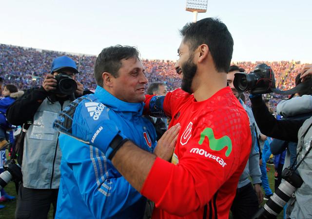 FOTOS |Los mensajes que Hoyos pegó en el camarín azul antes de coronarse campeón del Clausura