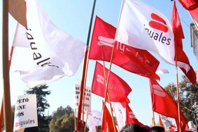 Iguales rechaza retraso de Bachelet en enviar proyecto de matrimonio igualitario