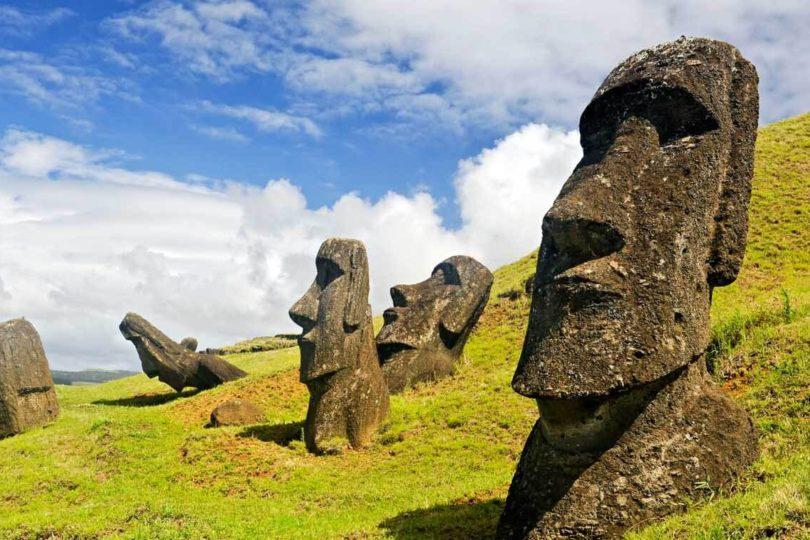 Explosiva llegada de chilenos y extranjeros a Isla de Pascua preocupa en Rapa Nui