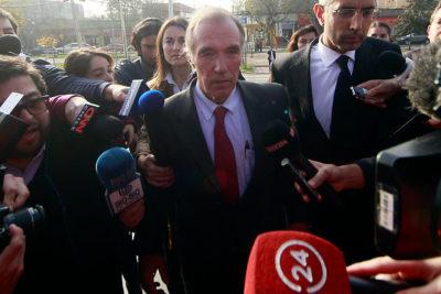 """Senador Orpis presenta su renuncia """"irrevocable"""" a la UDI por caso Corpesca"""