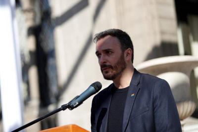 """""""Fui oficialmente enfermo hasta los 12 años"""": sentida carta de Jaime Parada en el Día contra la Homofobia"""