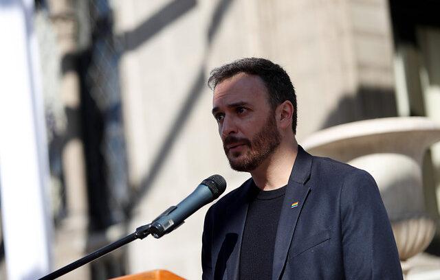 """""""Concejal Jaime Parada manda mensaje a la izquierda que trata de"""