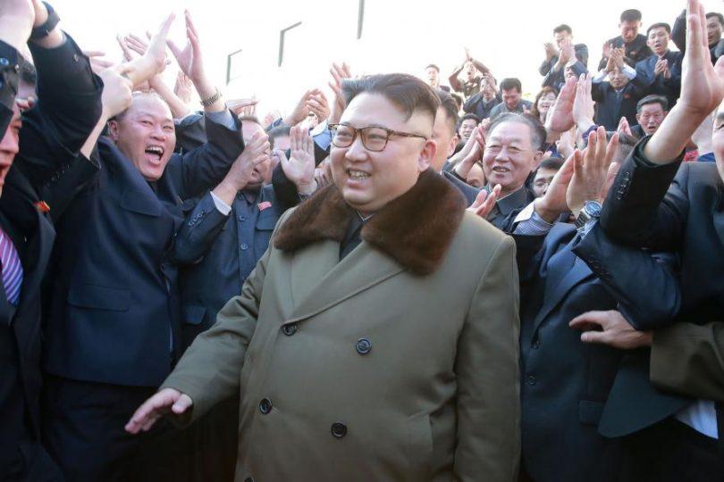 Corea del Norte anuncia lanzamiento de su bomba atómica más poderosa en el océano Pacífico