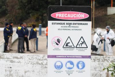 SEC presenta cargos contra La Parva por derrame de combustible y falsificación de registros de tanques