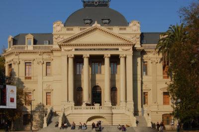 Siete fotos para llorar de cómo dejaron la fachada del hermoso Museo de Arte Contemporáneo