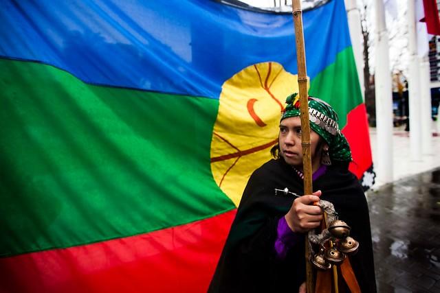 Encuesta UC: más del 70% de los mapuches rechaza los ataques incendiarios y el uso de armas