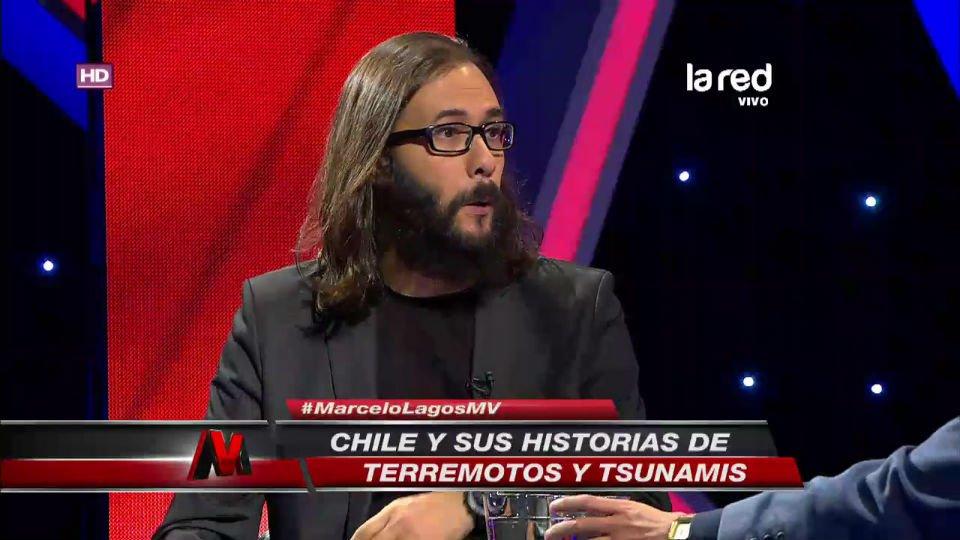VIDEO | Marcelo Lagos deja en rídiculo a Salfate en su propio canal