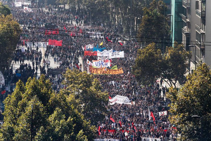 Por qué marchan los estudiantes: cinco puntos que explican la nueva protesta de la Confech