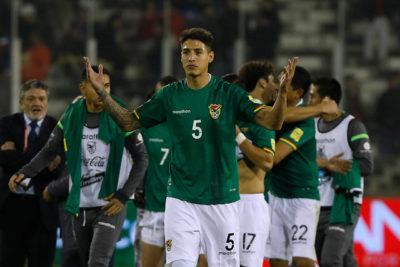 Argentina y otras cuatro selecciones se sumaron a la apelación por caso Nelson Cabrera