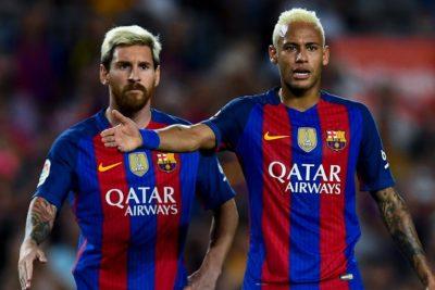 Lio Messi y Neymar son descartados para ganar el Balón de Oro