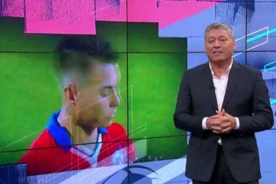 VIDEO |Descarnada crítica de Pato Yáñez contra Eduardo Vargas a días de la Copa Confederaciones