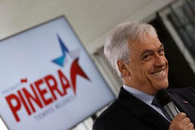 Piñera incluyó su participación en controladora de Corpesca en declaración de patrimonio de 2010