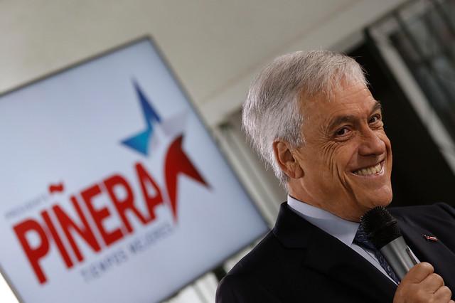 Acusan a Piñera de omitir en 2010 participación indirecta en Corpesca