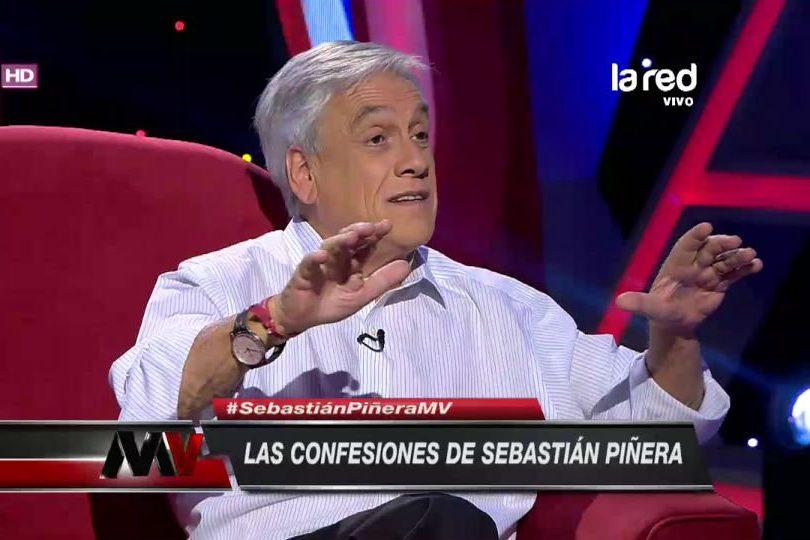 """Sebastián Piñera: """"Me enteré de la inversión de Exalmar después de dejar la presidencia"""""""