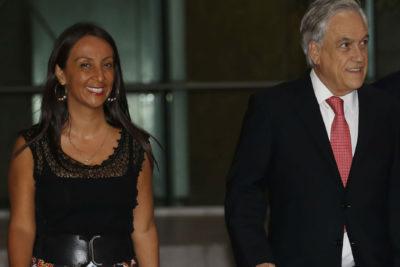Cecilia Pérez se confesó: no vio rutina de Yerko Puchento y fue Piñera quien se lo comentó