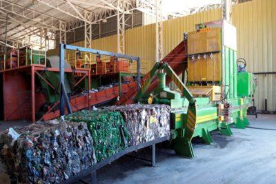 Día Mundial del Reciclaje: cómo funciona la planta chilena de recuperación más grande de Sudamérica