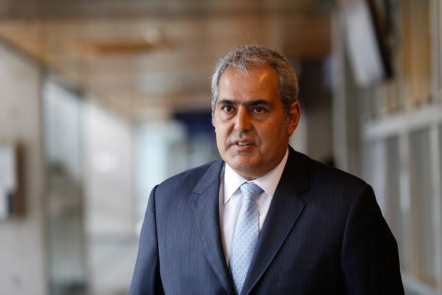 Caso Basura: ex fiscal nacional Sabas Chahuán asumió como querellante