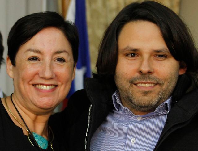 Así será el primer debate presidencial que enfrentará a Beatriz Sánchez y Alberto Mayol