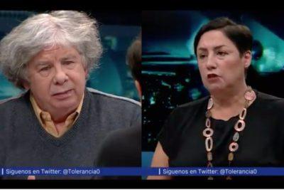 VIDEO | Los 120 segundos más rudos y comentados del round entre Villegas y Sánchez en Tolerancia 0