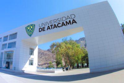 Universidad de Atacama suspende sus clases por 10 días tras sistema frontal
