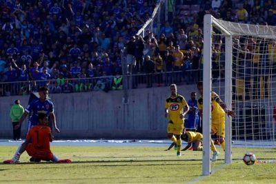 VIDEO |Universidad de Chile se estaría coronando campeón con este gol de Felipe Mora