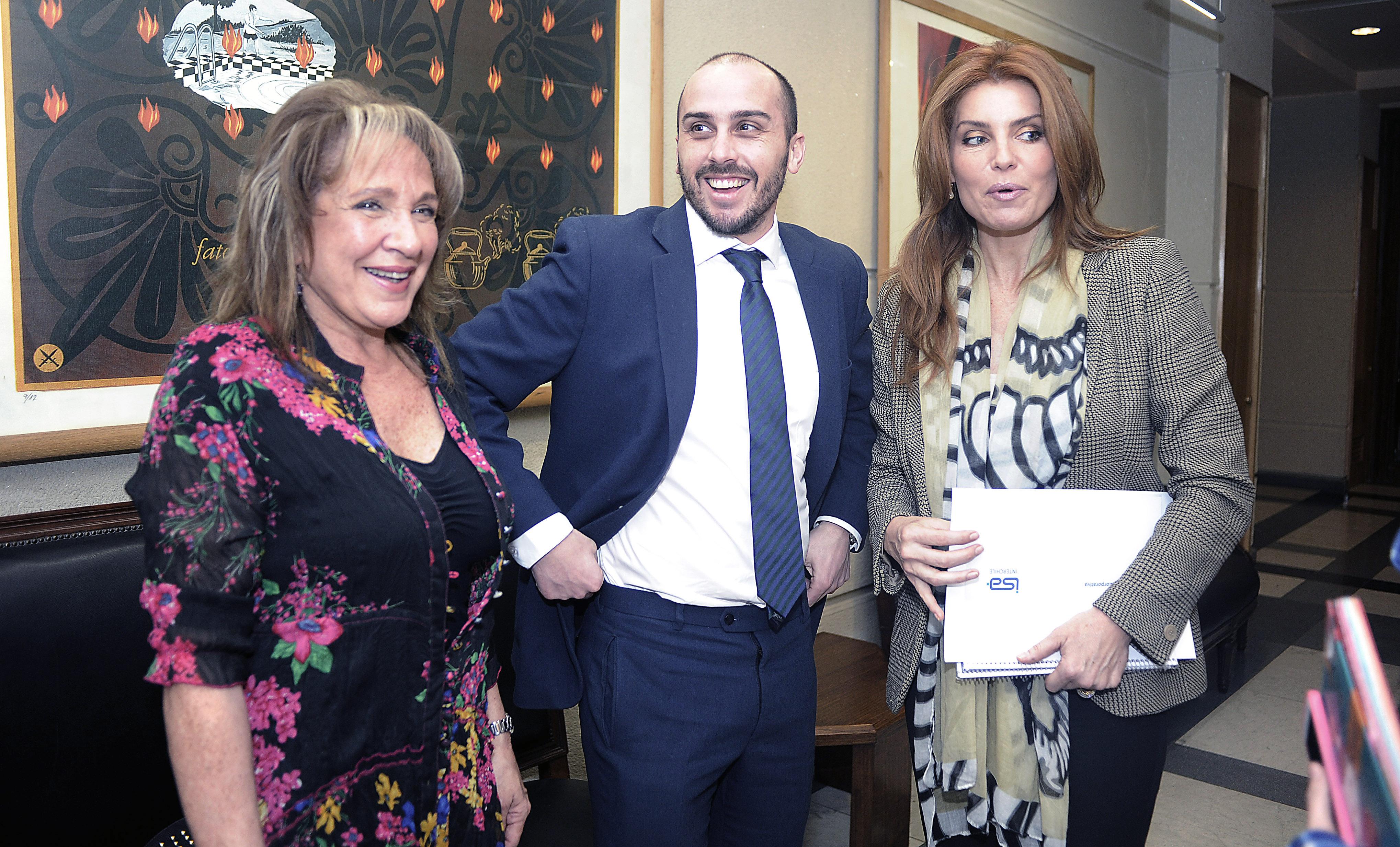De la TV al Congreso: ex chico reality de Canal 13 buscará ser diputado por RN