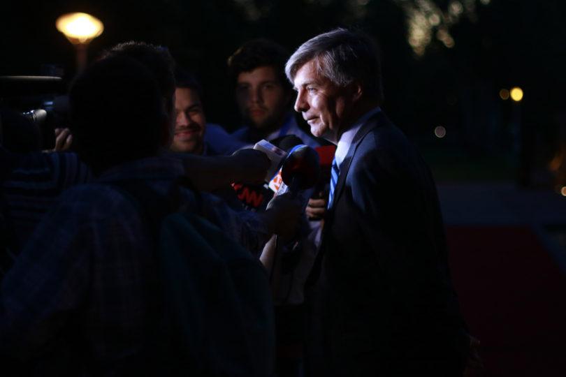 FIFA hace público el informe con presuntas irregularidades cometidas por Harold Mayne-Nicholls