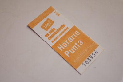 Metro de Santiago publica la fecha en que dejará de vender el clásico boleto unitario