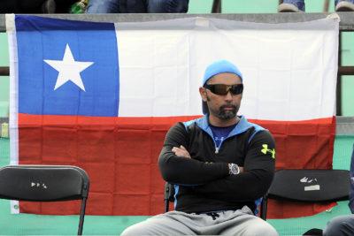 Marcelo Ríos se descontrola y lanza rosario de insultos a periodistas