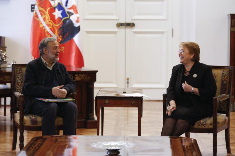 Michelle Bachelet nombra a Benito Baranda como coordinador de la visita del Papa Francisco