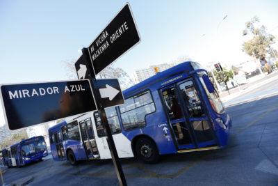 Alsacia quedaría fuera de la concesión del Transantiago tras 10 años de servicio