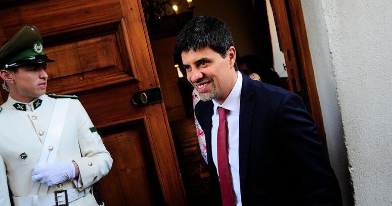 """""""Marcelo Díaz baja candidatura al Senado en rechazo a primaria"""